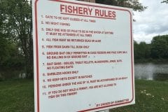 Ash Lodge Fishing Lake Leyland Rules
