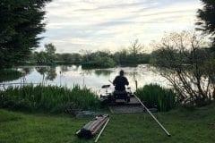 Bluestones Fishery, Mawdesley Larger Lake, Fishing in Lancashire