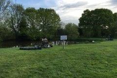Bluestone Lane Fishery, Mawdsley, Nice little fishery this