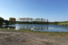 Griffiths Lake Borwick Fishery