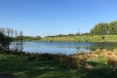 Griffiths Lake @ Borwick Fishing