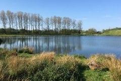 Griffiths Lake Borwick Fishing