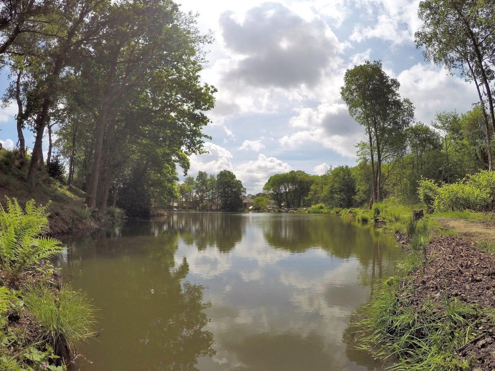 Lake 5 Bradshaw Hall Fishery Bradshaw Road Bolton