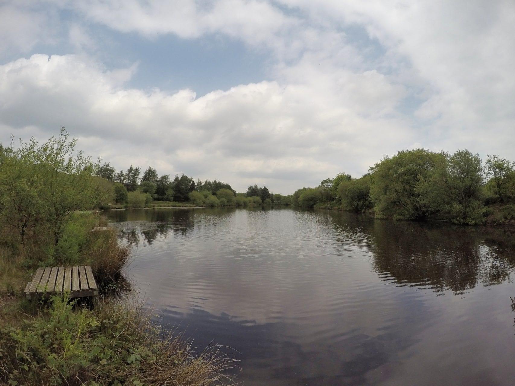 Bryan hey reservoir horwich bolton fishing in lancashire for Lake bryan fishing