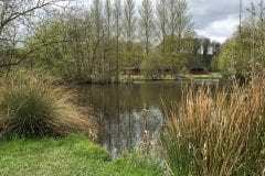 Cleveley Bridge Fishery, Scorton Lancashire