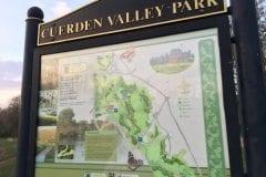 Cuerden Valley Map
