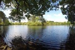 Cuerden Valley Lake favourite peg, Fishing in Lancashire