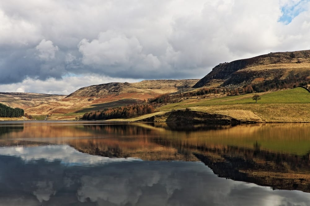 Dovestone Reservoir Greenfield Oldham | Fishing in Lancashire