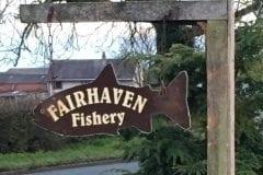 Fairhaven Entrance Sign