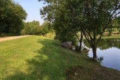 Gravelled walkways @ Foxs Lake