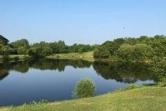 Fishing Foxs Lake Wyreside