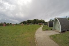 Fylde Trout Fishery Glamping ?