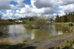 German Lane Fishery Euxton Chorley Near Lake