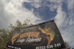 Greenhalgh Lodge Fishery Fishing in Lancashire