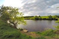 Heapey Reservoir Number 2.