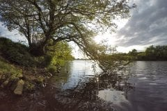 Heapey Reservoir 2, Fishing in Lancashire