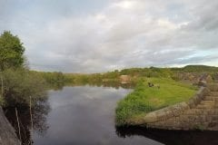 Heapey Reservoir Outflow