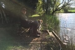 Heskin Old Hall Farm Fisheries Fishing