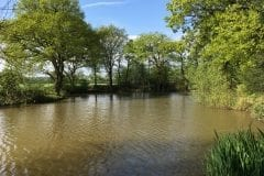 Pond 1 Heskin Old Hall Farm Fisheries, Fishing in Lancashire