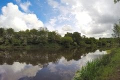 Ince Hindley Deep Pit Crucian water