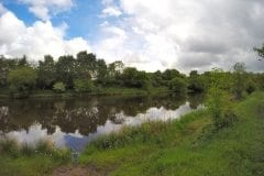 Hindley Deep Pit Ince - Lovely water