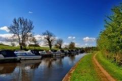 Galgate Marina Lancaster Canal