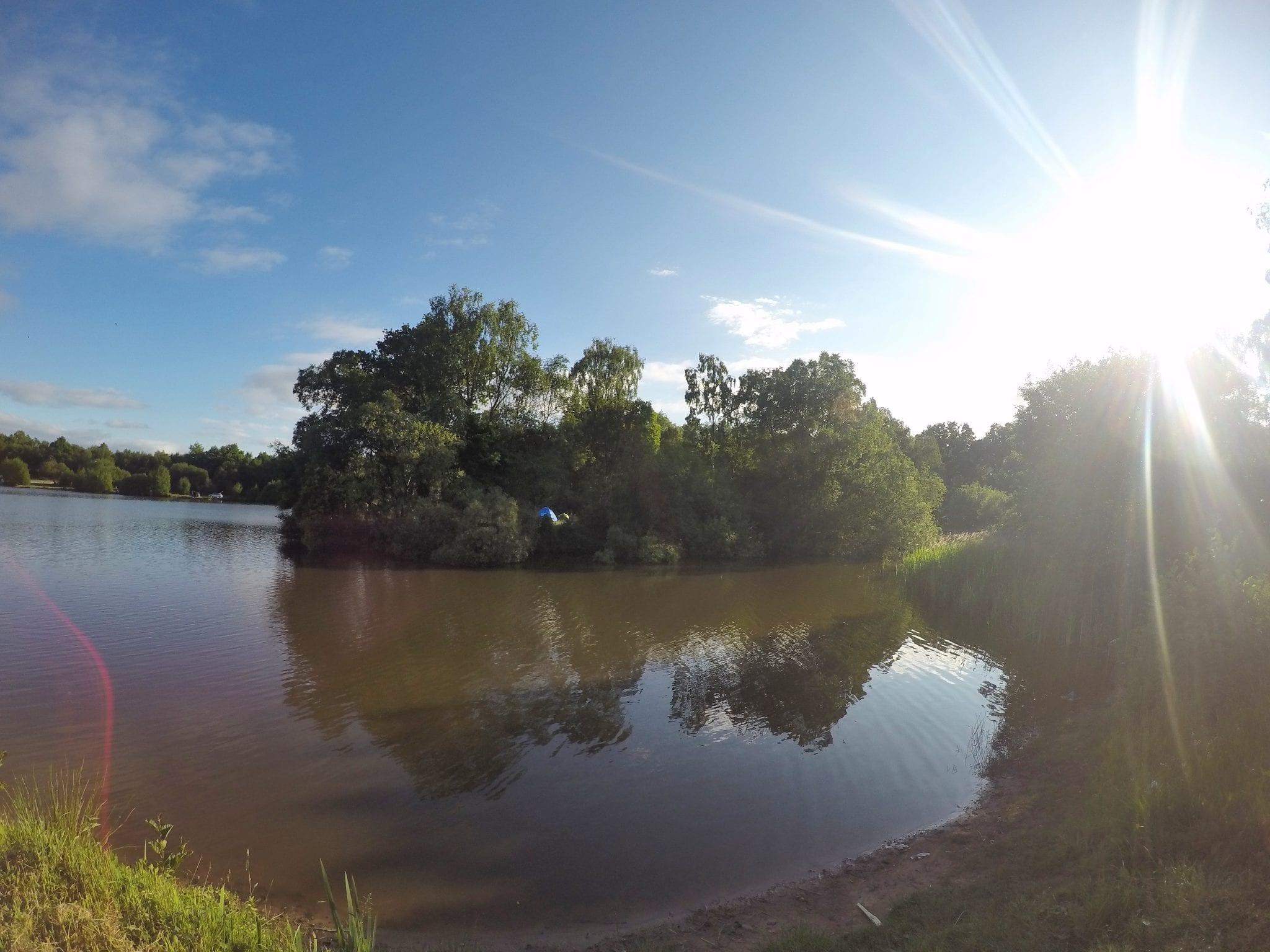 Leisure Lakes Tarleton Mere Brow Southport