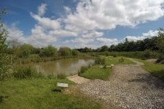 Oakfield Fishery Farington Leyland, Fishing in Lancashire