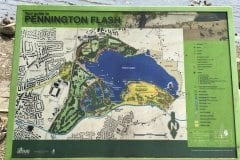 Pennington Flash Country Park, Fishing in Lancashire