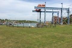 Preston Docks Riversway