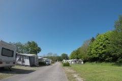 Redwell Fishery Caravan Site