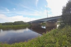 River Ribble M6 Motorway Bridge