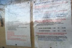 Shruggs Wood Leyland Rules