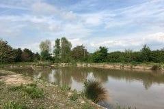 Duxburys Turbary Garden Centre smaller Fishing Lake