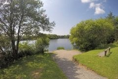 Wyre Lake - Beautiful Walkways