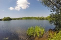 Wyreside Fishery - Wyre Lake