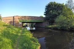 Leeds Liverpool Canal Bridge 8A