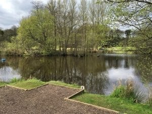 "The Specimen Lake ""Swanbrook"" Cleveley Bridge Fisheries"