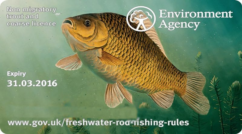 Mike editor author at fishing in lancashire for Renew fishing license