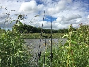 River Ribble fishing