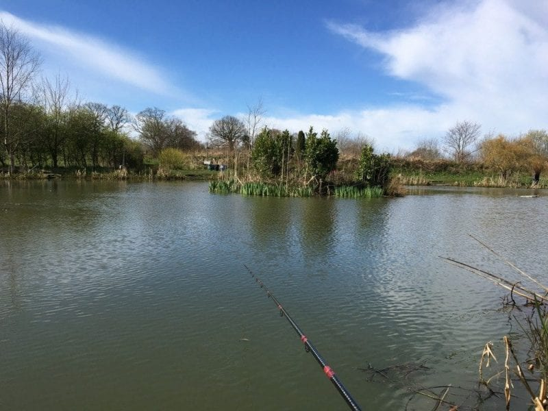 A masterclass at the cunneries eccleston fishing in for Lake bryan fishing