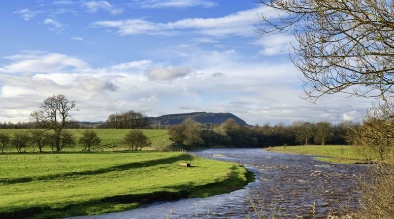Fishing River Ribble Clitheroe