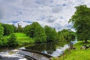 River Lune Lancashire