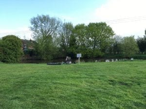 Bluestone Lane Fishery, Mawdesley