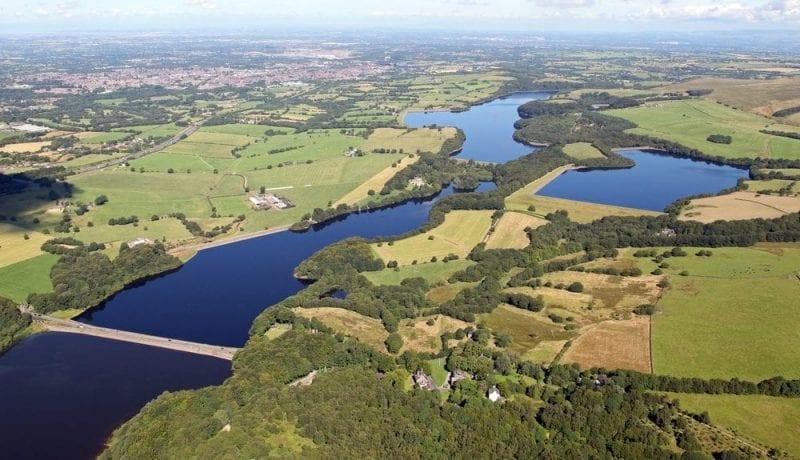 Rivington & Anglezarke Reservoirs