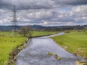 Altham River Calder