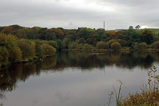 Hoddlesden Reservoir