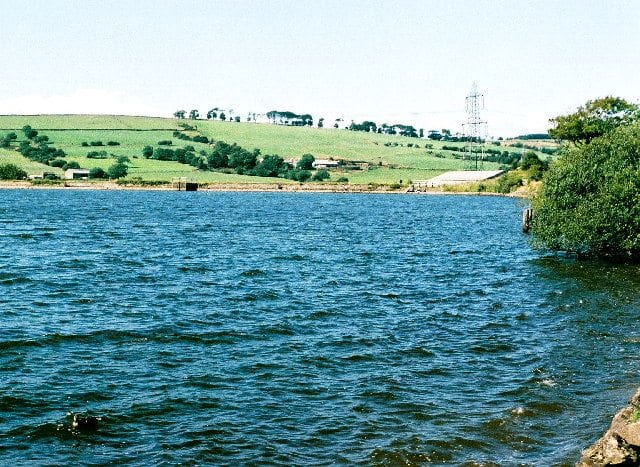 Big Rishton Reservoir