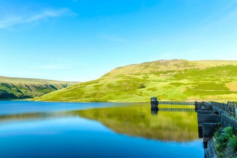 Dovestone Reservoir - Fishing in Lancashire
